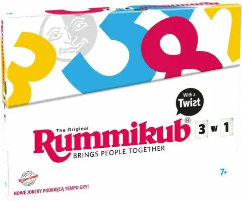Czym jest Rummikub 2w1?